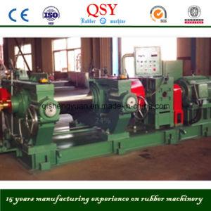 Two Roll Rubber Open Mixing Mill Machine with ISO and Ce Certificate pictures & photos