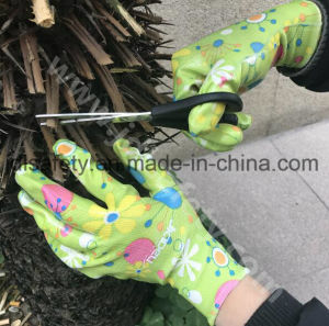 Industrial Work Glove with Nitrile Dipping (N1561) pictures & photos