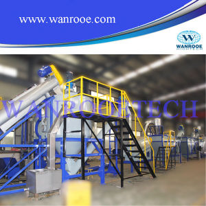 Full Plant Plastic Washing Recycling Line pictures & photos