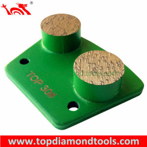 Metal Bond Floor Polishing Pads for Concrete pictures & photos