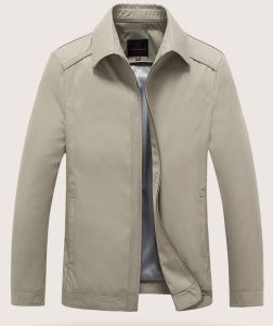 Mens Fashion High Quality Popular OEM Polyester Jacket pictures & photos