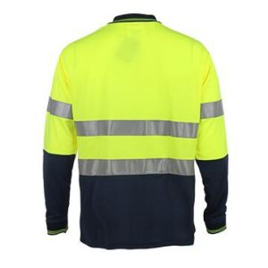 2017 Long Sleeve Reflective Safety T-Shirt pictures & photos