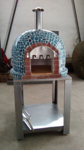 Wood-Fired Pizza Oven pictures & photos