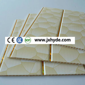 20cm Width Hot Stamping PVC Panel Wall Panel pictures & photos