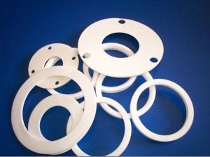 Food Grade EPDM Rubber Gasket with Beige, White Colors, Non-Toxic and Pollution-Free, for The Pharmaceutical, Food and Other Industries pictures & photos