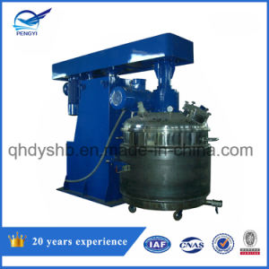 High Speed Diperser, High Shear Mixer for Sale, Paint Mixer Foe Chemaical Plant pictures & photos