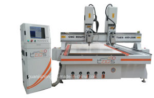 2D 3D Rotary Axis 1325 Multi-Spindle CNC Router Machine pictures & photos