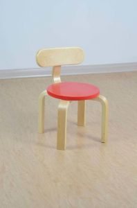 Kids Bentwood Chair for Study and Dining Hot Small Chair (M-X1103) pictures & photos