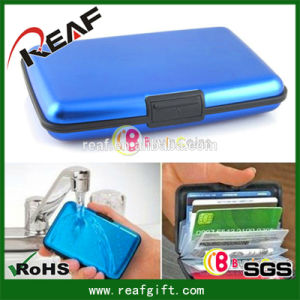 ID Metal Pocket Cases RFID Blocking Sleeve pictures & photos