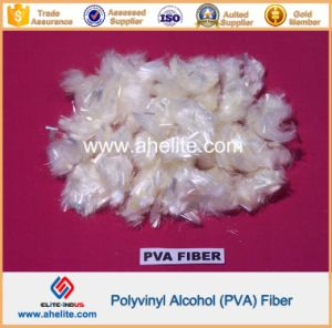 Polyvinyl Alcohol PVA Fiber for No Asbestos Corrugated Roofing Sheets pictures & photos