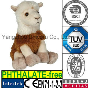 Alpaca Plush Toy Wheat Bag Microwave Heat Pack pictures & photos