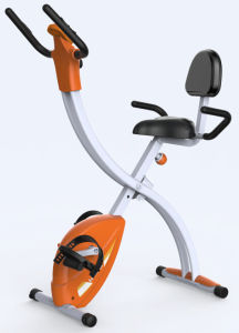 Indoor Fitness Magnet X-Bike with Cushion