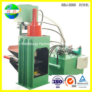 Hydraulic Metal Chips Briquette Press for Recycling (SBJ-200A) pictures & photos