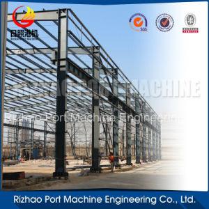 SPD Conveyor Prefab Steel Roof Structure pictures & photos