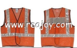 CE Polyester Knitted Vest
