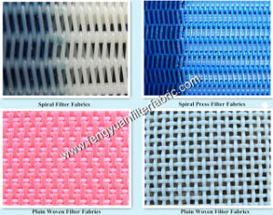 Polyester Filter Belt for Drying pictures & photos