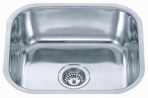 Stainless Steel Large Singlekitchen Sink (A28A) pictures & photos