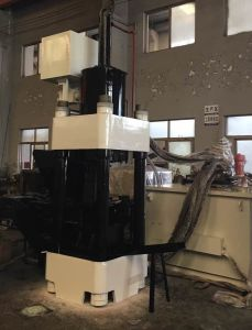 Iron Filing Briquette Machine-- (SBJ-500) pictures & photos