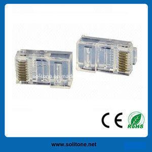 CAT6/Cat5e UTP RJ45 Modular Plug pictures & photos