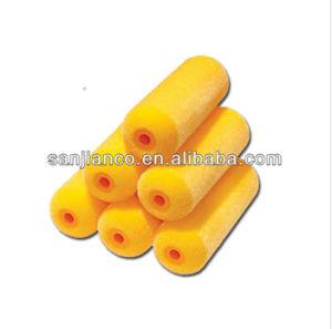 "Hot Selling Sj81351 4"" Mini Foam Sponge Paint Roller Refill pictures & photos"