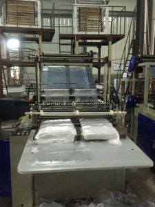 Cold Cutting Heat Sealing Bag Making Machine pictures & photos