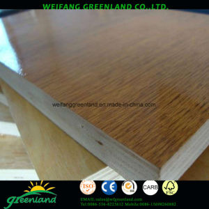 High Glossy UV Coated Plywood pictures & photos