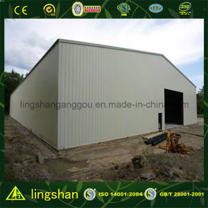Prefab Steel Structure Ready Made Warehouse (LS-SS-007) pictures & photos