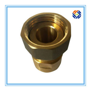 Forged Part for DIN 2353 Bite Type Plumbing Fitting pictures & photos