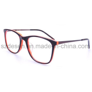 2017 China Wholesale New Product Hand Made Acetat Eyeglasses Optical Frames pictures & photos