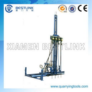 Manufactory Pneumatic Mobile Rock Drill for Horizontal pictures & photos