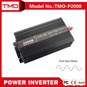 2000W DC to AC 12V 220V 50Hz Solar Pure Sine Wave Inverter pictures & photos