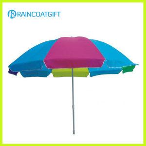 Promotional PVC Parasol Beach Umbrella pictures & photos