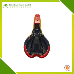 Bike Parts Saddle with Pattern (BS-021) pictures & photos