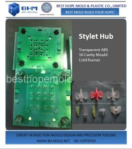 Stylet Hub/Needle Hub Injection Mould pictures & photos