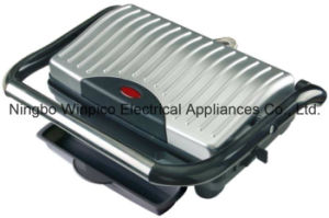 2 Slice Panini Maker Press Grill pictures & photos