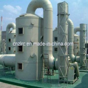 Waste Gas Air Purification Tower Cleaning Gas Filter pictures & photos