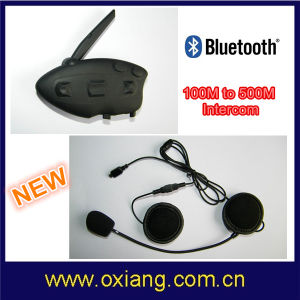 2014 Newest Desgin Motorcycle Helmet Bluetooth Headset/Intercom pictures & photos