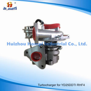 Auto Spare Parts Turbocharger for Nissan Yd25ddti Rhf4 14411-Vk500 Vd420058 pictures & photos