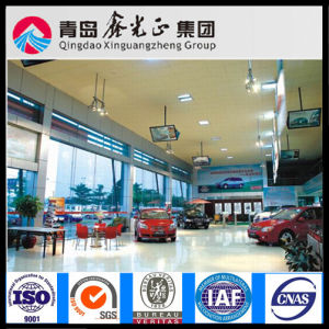 Steel Structure Showroom and Office (SS-67) pictures & photos