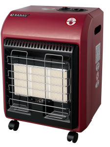Mobile Gas Heater with 3plate Hight Efficiency Ceramic Burner Sn09-C pictures & photos