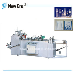 Zf-250 Film Middel Sealing Machine for Making Label
