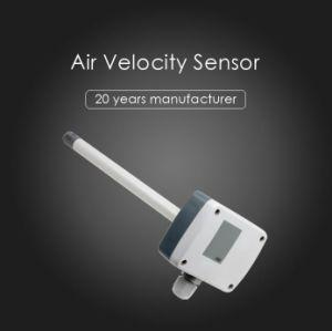 Air Velocity Sensor for HVAC Application with Output Modbus RS485