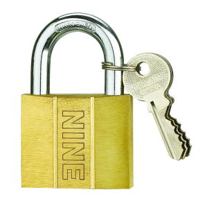 20mm Dent Type Brass Padlock (BY320) pictures & photos
