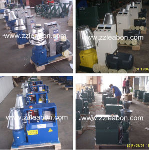 China Supplier Small Poultry Feed Pellet Machine pictures & photos