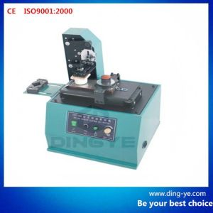 Desktop Electric Pad Printer Tdy-300c pictures & photos