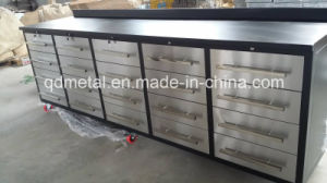High Quality Steel Tool Cabinet/Stainless Steel Tool Chest. pictures & photos