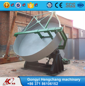 China Hot Sale Cement Disc Pelletizer Sale pictures & photos