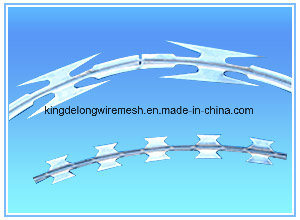 Stainless Steel Razor Barbed Wire Netting pictures & photos