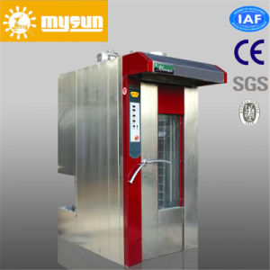 Mysun Energy Effective Bread Bakery Rotary Oven with CE (MS-200) pictures & photos