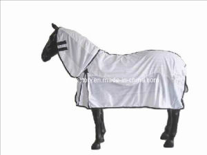 White Breathable Ripstop Fly Mesh Rug (SMR4532) pictures & photos